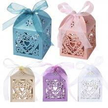 Paper Lace Gift Box