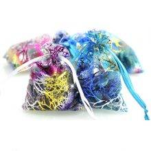 Colorful Organza Gift Bags Set