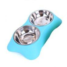 Stainless Steel DogBowl Set