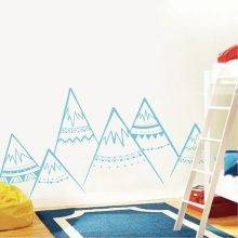 Tribal Themed Wall Stickers for Children's Room
