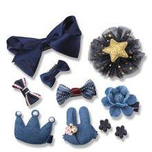 Girl's Cute Hair Accessories Set
