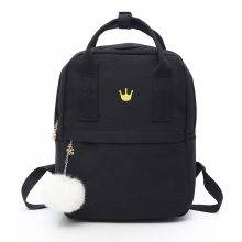 Women's Cat Printed Casual Backpack
