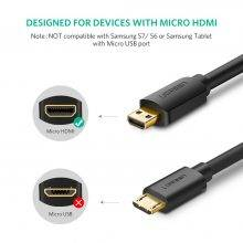 Micro HDMI Adapter for Action Cameras