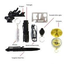 10 In 1 Professional Survival Kits