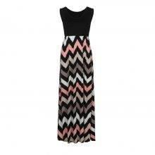 Women's Summer Geometrical Patterned Dress