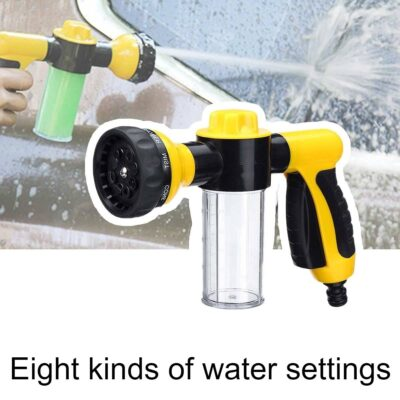 Multi-Purpose Hose Sprayer Nozzle Garden Decorations Home & Garden