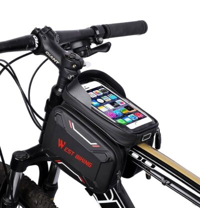 Waterproof Bicycle Touch Screen Bag Cycling Sports & Outdoor Set : 1 Bag|2 Bags (Better Price!)